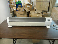 "Honeywell 41"" Baseboard Heater - Works great!  120V"