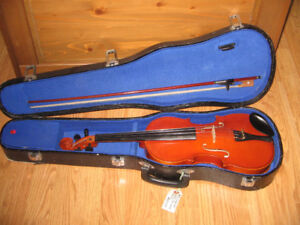 Violin / fiddle with case
