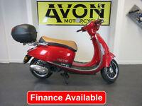 Lexmoto Vienna 125cc 125 Scooter 2015MY 125