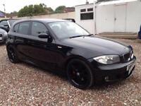 2007 57 BMW 1 SERIES 3.0 130I M SPORT 5D 262 BHP