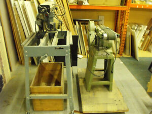 "Delta 10"" Radial Arm Saw and Sander - For Sale"