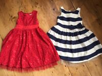 2 lovely party dresses