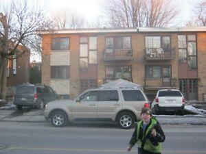 Appartement rent 5 & half 3 bedroom Lower 2 plex plus Garage