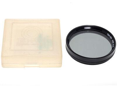 52mm. Filtro Polarizzatore B+W Top-Pol per obiettivi. Polarizer filter.