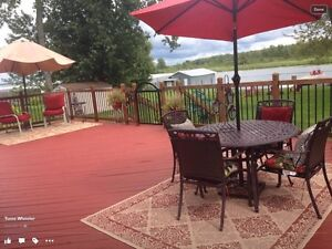 Water front cottage/house for rent on the Saint-Lawrence River Cornwall Ontario image 1