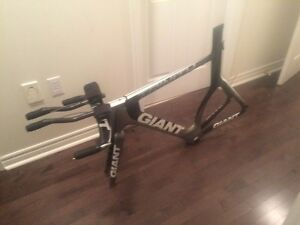 Giant trinity advanced sl frame set