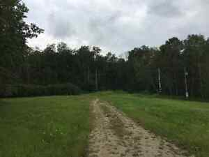 3 acres with Power & Well