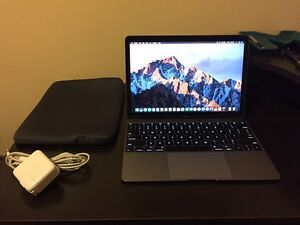"12"" MacBook 2015 Space Grey Kitchener / Waterloo Kitchener Area image 2"