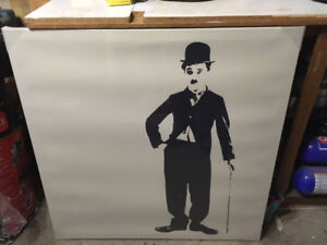 Chaplin Picture from Ikea - New