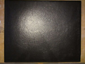 Large Original Acrylic Painting on canvas. dated 1969.  $150 obo