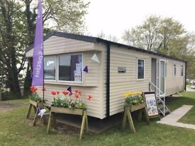 New 3 bed Caravan available at Haven Lydstep near Tenby, Pembrokeshire