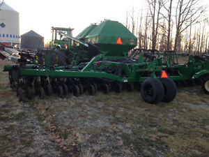 2220 GREAT PLAINS DOUBLE DISC AIR - DRILL