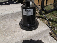 Flotec Submersible Sump Pump - New