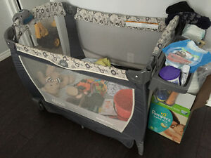 New Baby Starter Package - Matching Crib & Dresser Change Table