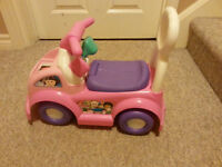 Fisher-Price ride-on