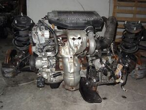 Toyota Celica Caldina 98 03 Engine 4th Gen 2.0L Turbo ST215 & Wi
