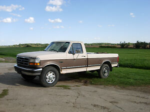1992 F250 460 engine w/ Sterling 4:10 Posi  * PROJECT TRUCK *