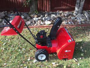 Must Sell: Reliable Snowblower - I need the Cash