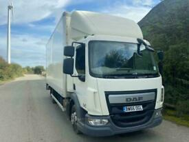 2017 DAF TRUCKS LF euro 6 7.5 TONNE BOX WITH TAIL LIFT choice available