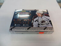11-12 & 13-14 Panini Crown Royale Hockey Card Boxes In Stock