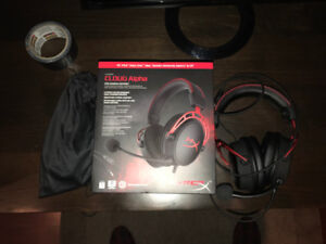 HyperX Cloud Alpha Gaming Headset (PC and Console)