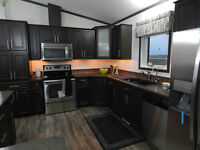 SALE New 22 x 76 Mobile home, Display House DRYWALL