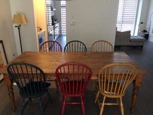 Pine Buy Or Sell Dining Table Sets In Ontario Kijiji Classifieds