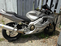 **** 2005 Honda CBR F4i excellent condition for sale