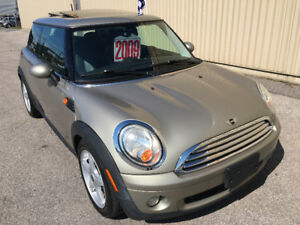2009 MINI COOPER *** AUTOMATIQUE , CUIR INT ***