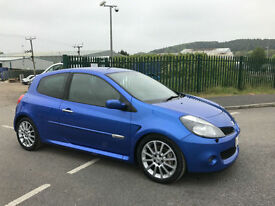 2007 Renault Clio 2.0 16V ( 197bhp ) Renaultsport 197