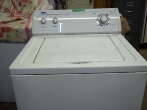 for sale whirlpool  washer  $235.00 also electric and gas dryer