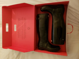 Hunter boots, bottes HUNTER, Women's Original Adjustable, rain