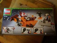 Minecraft lego New Unopened in box 21126 The Wither
