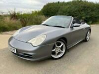 2004 Porsche 911 Carrera Cabriolet (996) 3.6 Manual