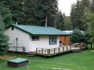 Small bungalow on North West Corner of Gull Lake now available