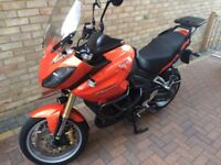 Triumph Tiger 1050 ABS 2009 Orange