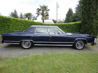 """LINCOLN CONTINENTAL """"COLLECTOR SERIES"""""""