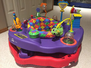 Exersaucer - in great condition