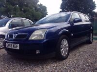2004 Vauxhall Vectra 1.9 DI Estate - Drive Away - Part Exchange @ Aylsham Road Affordable Car Centre
