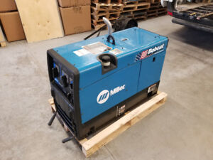 Miller Bobcat 250 Welder/Generator-Gas Powered