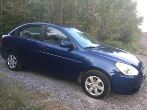 ***WOW*** 2011 Hyundai Accent, Quebec safetied, $2600