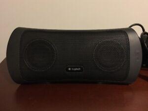 Logitech Bluetooth speaker. $30