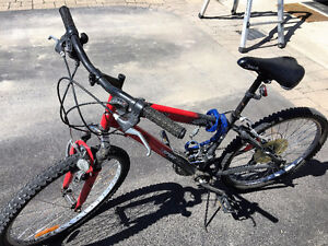 Vélo modele RAVEN SPORTEK