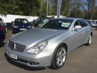 2006 Mercedes Benz CLS CLS320 CDI 4dr Tip Auto 4 door Coupe