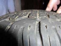 4 pneus hiver 205 60 r15 chevrolet cobalt