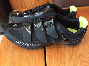 New SHIMANO bike clips and shoes