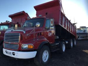 99 Sterling dump truck