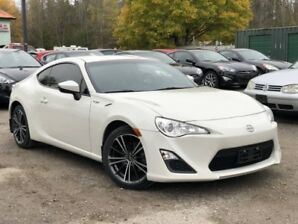 2015 Scion FR-S 1-Owner No-Accidents 6-Speed Manual Bluetooth