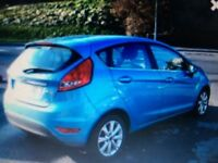 2010 Ford Fiesta Zetec TDCi 1398CC Diesel ** Rear Parking Sensors - ONLY 40,000 MILES ***