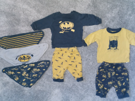 Age 9-12 months Used TU Cotton Boys Babygrow Sleepsuit Bundle Jasper Conron